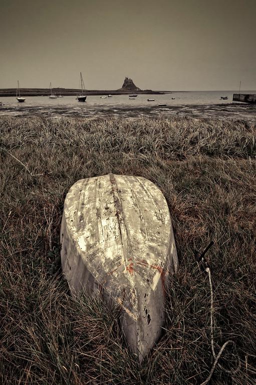 Old Boat - Linisfarne